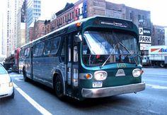 MTA   news   MTA New York City Transit Runs Special Vintage Buses ...