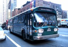 MTA | news | MTA New York City Transit Runs Special Vintage Buses ...
