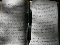 High Wire Act: Why I Started Writing By Hand. By Kevin Hartnett.