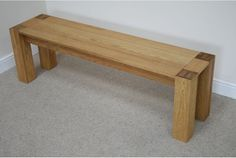 oak benches - Google Search