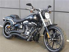 Harley Davidson Breakout Customised 2015   Trade Me