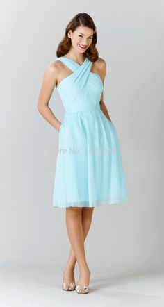 Image from http://i00.i.aliimg.com/wsphoto/v0/32216490404_1/Mint-Unique-Sash-Knee-Length-Halter-Chiffon-Bridesmaid-Dresses-With-Pockets-Crisscross-Front-Girls-Skirt-For.jpg.