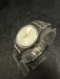 Ladies swiss Swatch AG1999 watch with by goldersgreenantiques