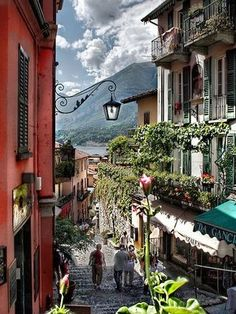 Fascinating Scenes Around Lake Como - Italy -Lake Como, Italy