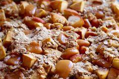 Carmel Apple Crisp Recipe, Carmel Recipe, Caramel Apple Crisp, Apple Crisp Easy, Apple Crisp Recipes, Apple Deserts, Apple Dessert Recipes, Fall Desserts, Delicious Desserts