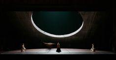The Rite of Spring  Set design Alain Lagarde  Opera Novossibirsk et Théâtre Bolchoï