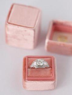 The Paloma Ring Box | The Mrs. Box