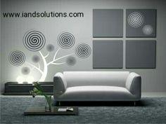 Decoramos tus paredes personalizándolo con vinilo o tela llámanos y hablamos www.iandsolutions.com