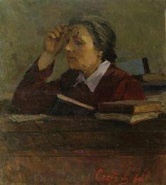 Слетов Р.В. —Учительница.