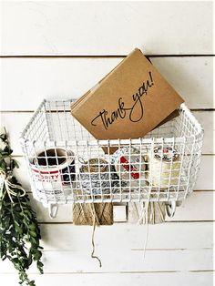 Bathroom Organizer Basket Towel Rod Bathroom Shelf Bathroom Wall - Industrial bathroom supplies