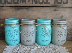 Decorative Mason Jars For Sale Pint Mason Jars Decorative Mason Jarstheshabbychicwedding
