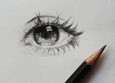 Face Drawing - Need some drawing inspiration? Well you've come to the right place! Here's a list of 20 amazing eye drawing ideas and inspiration. Why not check out this Art Drawing Set Artis… kunst, 20 Amazing Eye Drawing Ideas & Inspiration Pencil Art Drawings, Art Drawings Sketches, Cartoon Drawings, Cool Drawings, Art Illustrations, Sketches Of Eyes, Drawings Of Faces, Eye Pencil Sketch, Artwork Drawings