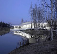 Riverside Clubhouse /TAO