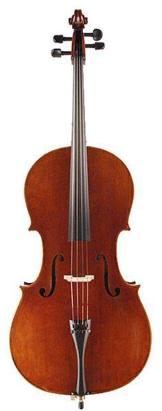 Maestro #cello - perfect for the advancing cellist!