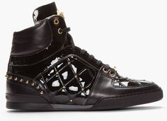 Sneakers Medusa logo Versace shoes High top Men  70%off