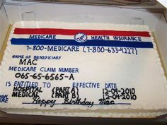 """a new spin on the """"over the hill"""" cake lol"""