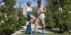 Coachella 2016 si veste di glamour e scarpe Superga con Rachel Zoe