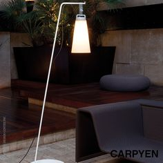 Carpyen Sasha Outdoor Floor Lamp, Carpyen Sasha | AllModernOutlet.com