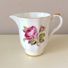 Vintage Milk Jug, Royal Imperial Milk Jug, English Fine Bone China, Vintage English China, Rose Milk Jug, Made in England, Milk Jug, Tea Set https://www.etsy.com/uk/listing/522273518/vintage-milk-jug-royal-imperial-milk-jug