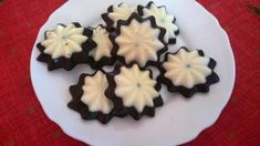 Sandokan's Eyes - Recipe - Slovak & Czech & Polish & Russian Recipes and advices - Sweet Desserts, Sweet Recipes, Dessert Recipes, Christmas Sweets, Christmas Cookies, Christmas Recipes, Russian Recipes, Ham, Side Dishes