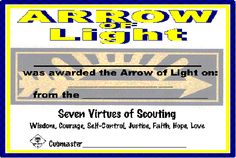 Arrow of Light