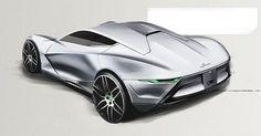 Jaguar Concept by Erik Saetre