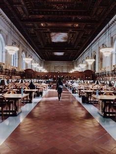 ニューヨークを訪れたなら映画にも頻出のニューヨーク公共図書館へ足を運ぼう