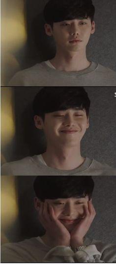 Lee Jong Suk- While you were sleeping... Epis.14