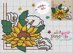 Cross Stitch Fruit, Mini Cross Stitch, Cross Stitch Needles, Cross Stitch Borders, Cross Stitch Flowers, Modern Cross Stitch, Cross Stitch Designs, Cross Stitching, Cross Stitch Embroidery