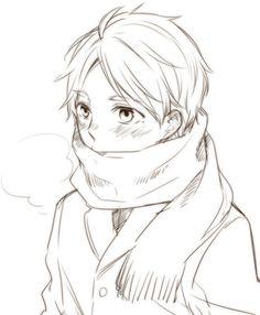 """ウシヲ no Twitter: """"最近絵描いてなかったな(´・v・`)… """" ."""