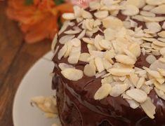 Torta de Camote y Chocolate – Paleo – Sin Gluten – Sin Azúcar