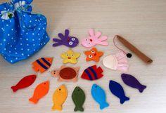 Questo giocattolo magnetico sensoriale è molto luminoso e attraente. Sarà sicuramente catturare lattenzione dei vostri bambini per un lungo periodo. Linserzione è per il set di 15 animali di mare, canna da pesca magnetica e borsa per memorizzare gli elementi del gioco. Esso comprende: -7 pesci di sette colori dellarcobaleno -pesci a strisce 2 -2 polpi -2 stelle di mare -tartaruga 1 -gelatina 1 mare Questo giocattolo sensoriale è perfetto per il gioco immaginativo. Essa vi aiuterà a…