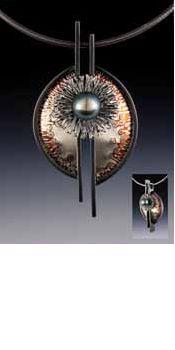 Alex Horst Jewelry, Prescott, AZ, bio of Alex Horst and description of his processes