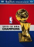 NBA: 2015-2016 Champions - Cleveland Cavaliers [Blu-ray/DVD] [2 Discs] [2016]