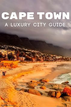 Cape Town is a city that caters to travelers of all budgets. While it is easy to travel on a budget, Cape Town also caters to extreme luxury travelers and is home to some of the top restaurants and luxury hotels in the world. This guide includes all of the top luxury experiences in the city, from yacht cruises, to helicopter rides, to top spas, hotels and restaurants. Travel in South Africa. | Travel Dudes Social Travel Community #CapeTown #SouthAfrica #luxuryhelicopter