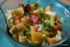 Fruit Salad, Broccoli, Cantaloupe, Zucchini, Vegan, Food, Fruit Salads, Essen, Meals