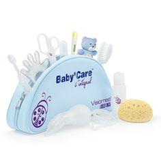 Trousse 10 Accessoires Bébé Babycare -22% sur Allobébé