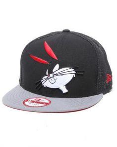 Ele-Gant Bugs Bunny Looney Tunes Snapback Hat