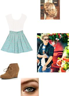 """""""Niall at restraunt"""" by huddleston-emily ❤ liked on Polyvore"""