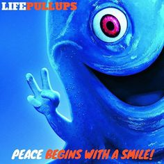 Peace Begins With A Smile. Make Sure To Give A Big Smile To Someone Close