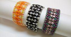 "Weekly Bead Circle Project: ""Pelleta Bracelet"""