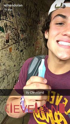 I love you Ethan