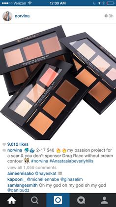 1000 Images About Anastasia Beverly Hills On Pinterest