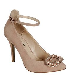 Look at this #zulilyfind! Nude Momentum Pump by Bamboo #zulilyfinds