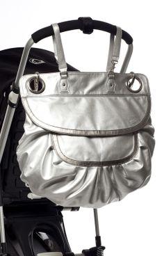le Glam silver est de retour en 2014- Magic stroller bag, nouvelle collection