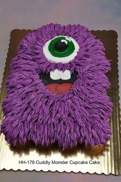Halloween Cake Pops, Bolo Halloween, Fete Halloween, Halloween Foods, Halloween 2014, Monster Party, Monster Cupcakes, Monster Birthday Parties, Monster Birthday Cakes