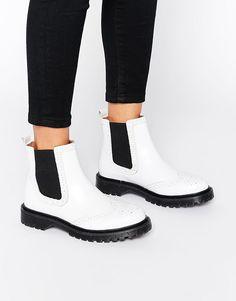 Image 1 ofBronx Chunky Flat Boots