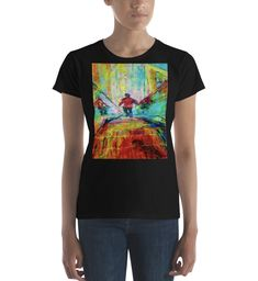 Purchase a t-shirt and part of your profits will go towards refugees in Uganda! Uganda, Online Printing, Unique, Mens Tops, How To Make, T Shirt, Stuff To Buy, Design, Women