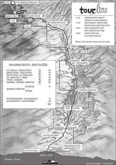Samaria Gorge Route