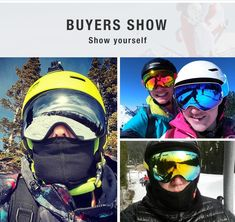 New Upgrade] Ski Goggles Wind Goggles PC Double Glasses Durable Snow Mountain Riding UV Protection New Sports Outdoor Ski Glasses Snowboarding Windproof Dustproof Eye Protection Mountaineering Goggle Best Ski Goggles, Snowboard Goggles, Ski And Snowboard, Snowboarding, Skiing, Ski Glasses, Goggles Glasses, Sports Glasses, Snowmobile Gloves
